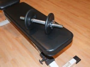 Hantelbank & Fitnessbänke