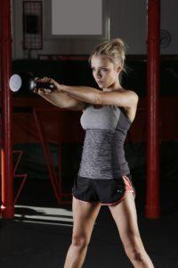 Fitness-Shirts Damen
